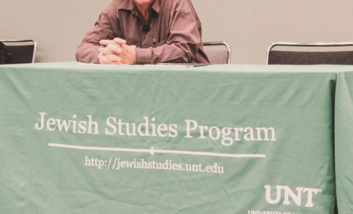 Jewish historical expert to speak at UNT