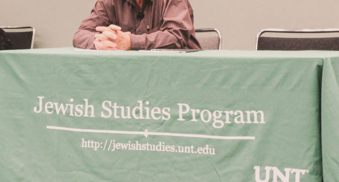 Jewish historical expert to speak at UNT
