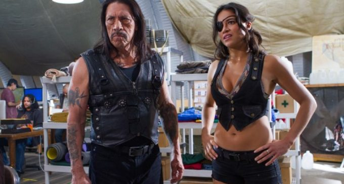 "Review: ""Machete Kills"""