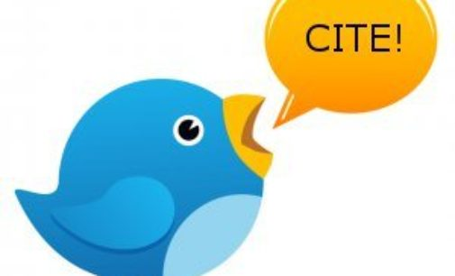 New website creates Twitter citations