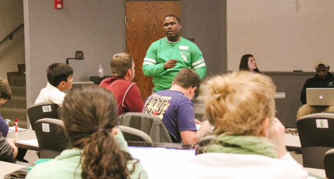 Conflict at SGA session as new legislation introduced