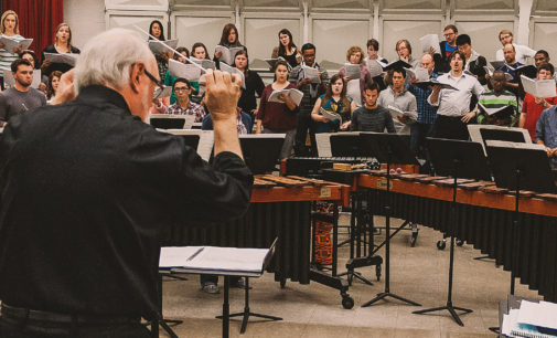 75 years of A Cappella Choir, 75 years of life on Earth