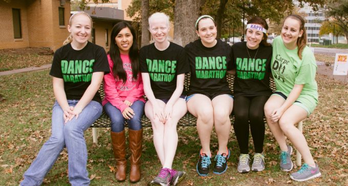 Preview: Dancing in the library mall
