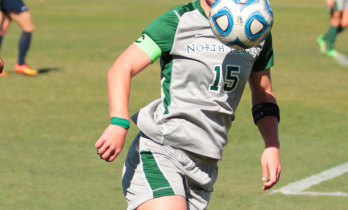 UNT soccer prepares for FIU in the Conference USA tournament