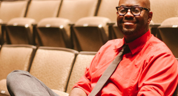 Junior hopes to direct his future to Broadway