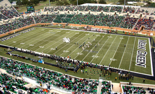 UNT moves to first in C-USA West Division with fifth straight win