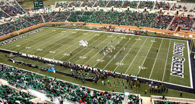 Campaign to boost Mean Green football attendance