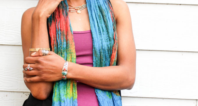 Business owner brings jewelry, positive energy to Denton