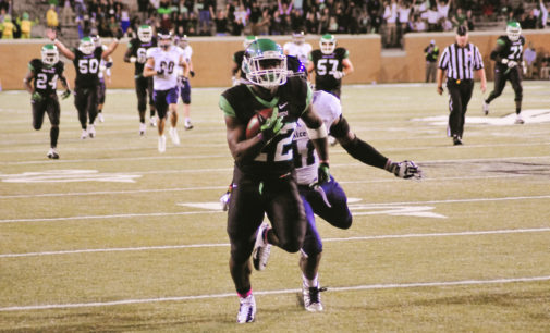 Mean Green football look for five straight wins at homecoming game
