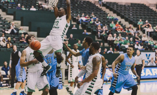 UNT men's basketball can't keep up with Oklahoma in 95-82 loss