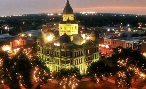 Denton ranked most livable city in Texas