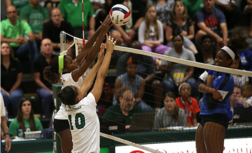UNT volleyball has found its mojo for the Conference USA tournament