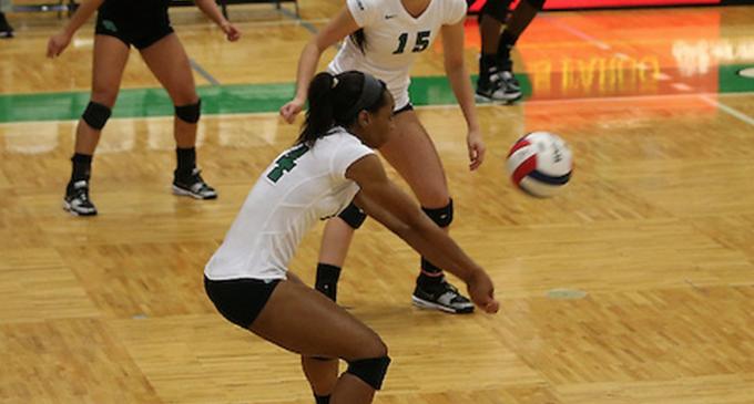 Mean Green volleyball prepares for final regular season games