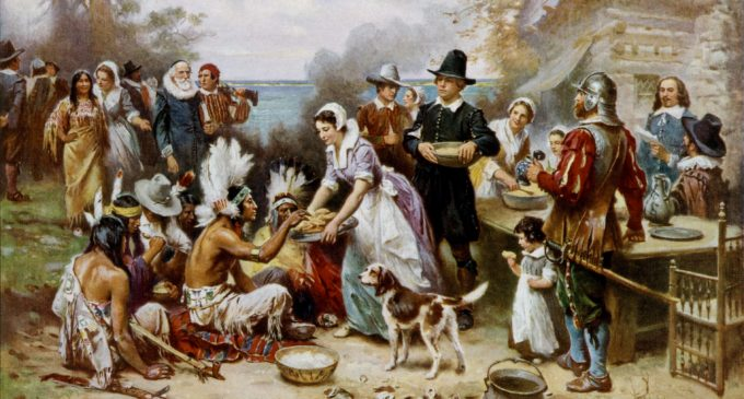 Thanksgiving about more than turkey and togetherness