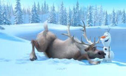 "Review: ""Frozen"""