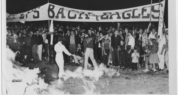 UNT's Homecoming history rooted in tradition