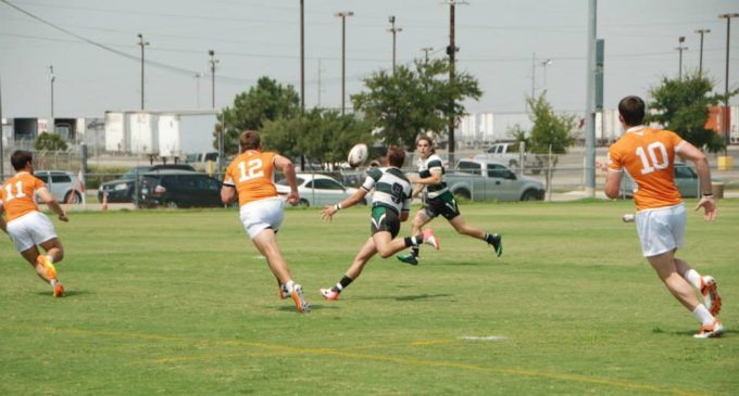 UNT rugby team competes for national championship