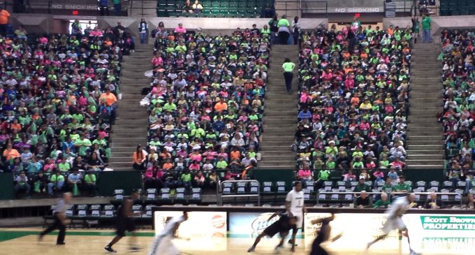 Mean Green hold on for 64-55 victory against Central Arkansas