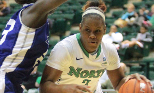 Brief: Women's basketball team comeback falls short against Charlotte