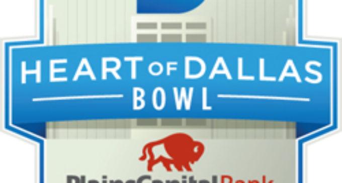 Brief: UNT football accepts invitation to Heart of Dallas Bowl