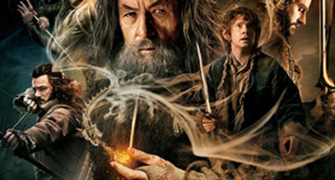 """Review: """"The Desolation of Smaug"""" is the meat of the """"Hobbit"""" sandwich"""