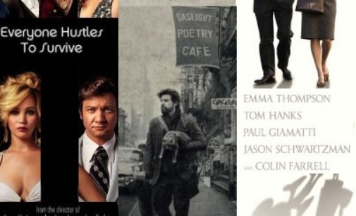 "Rapid Review: ""American Hustle,"" ""Inside Llewyn Davis"" & ""Saving Mr. Banks"""