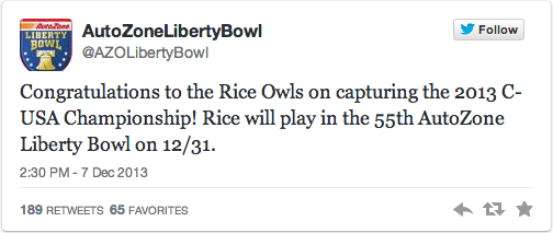 Liberty Bowl