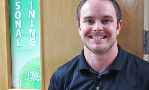 Personal trainers help students get healthy