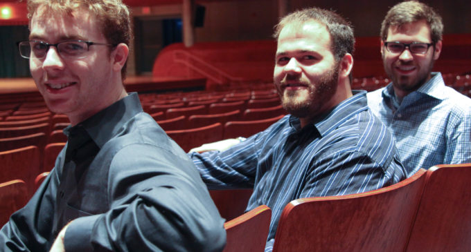 Improv club heads to national competition