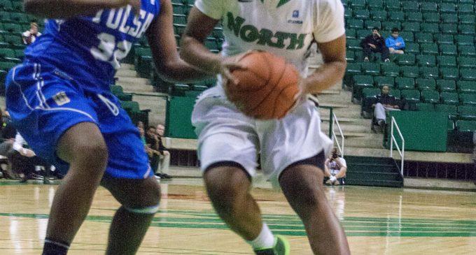 Mean Green women's team drops home game against Tulsa
