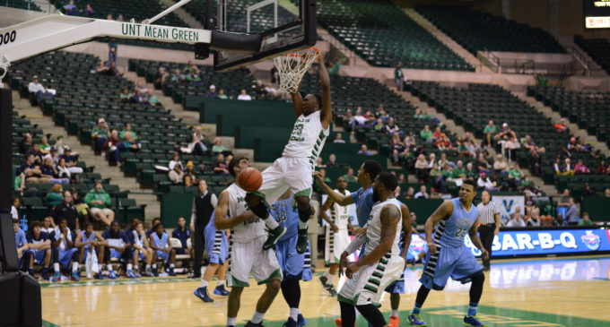 Junior guard Williams scores 1,000th point in men's basketball win against UTSA