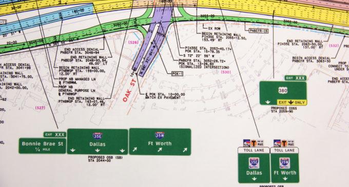 Updates on I-35 Phase One Construction
