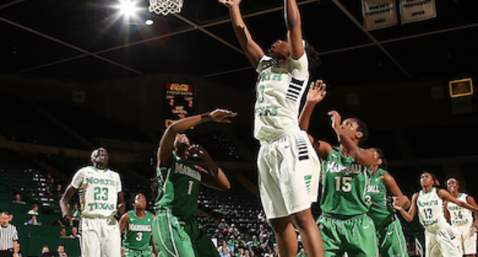 Women's basketball wins first Conference USA game