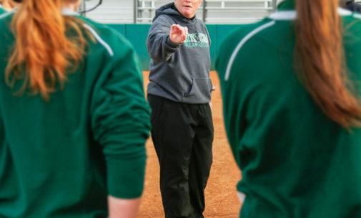 Softball coach Tracey Kee looks to break new ground