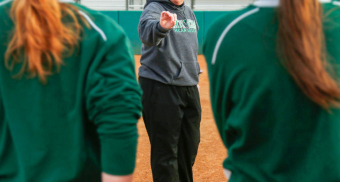 Softball coach Tracey Kee looks to break new ground