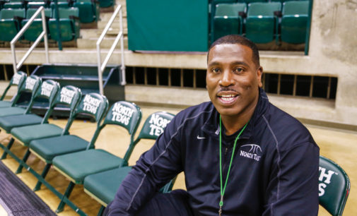 Benford brings experience, new culture to basketball
