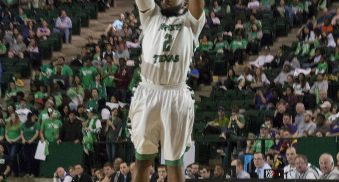 Mean Green basketball teams place emphasis on inside-out style offense