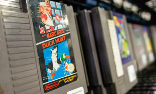Denton retro game shops for playing the classics