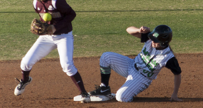 Mean Green softball's win streak extends to eight after double-header