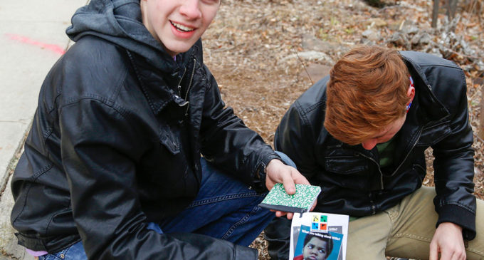 Finders keepers: geocaching craze comes to Denton