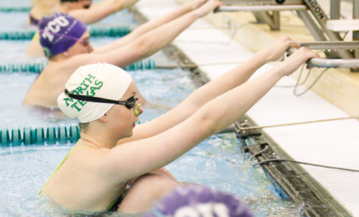 Mean Green swimming and diving gears up for Conference USA championship meet