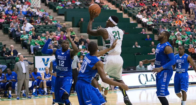 Mean Green men's basketball loses to Rice, drops three straight games