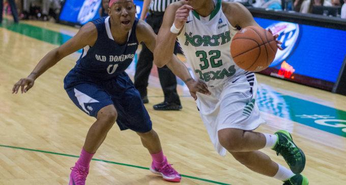 Brief: Mean Green women's basketball drops close game against East Carolina