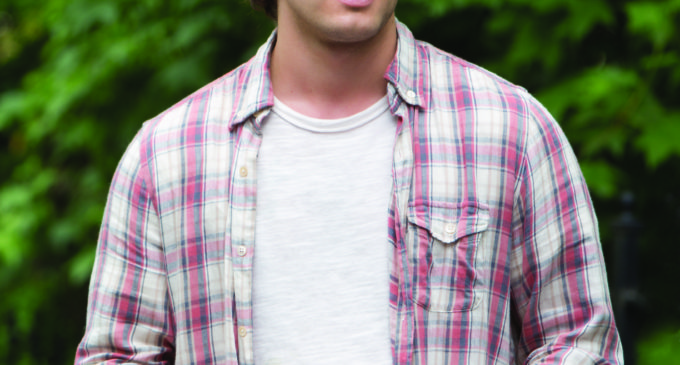 Q&A: Alex Pettyfer on 'Endless Love,' being romantic