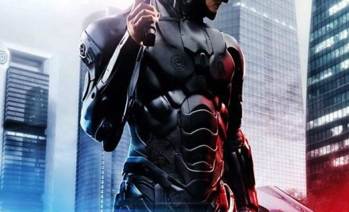 Movie Review: 'RoboCop' is the perfect bro-date movie for V-Day