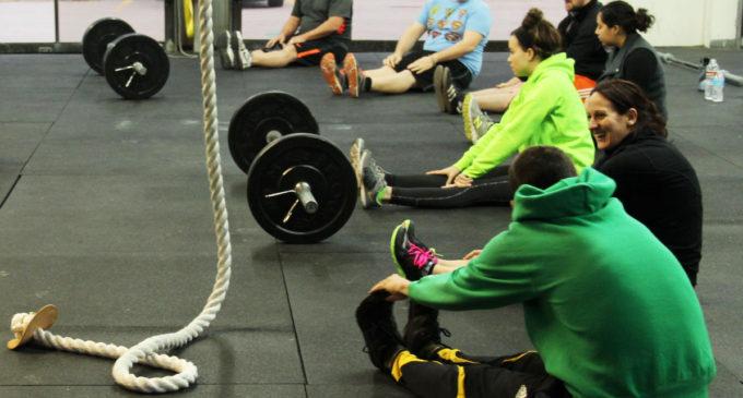 Local CrossFit's atmosphere helps build membership