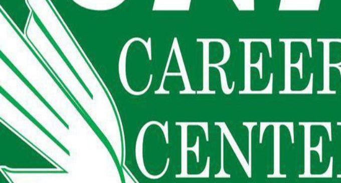 Career Center helps students network online