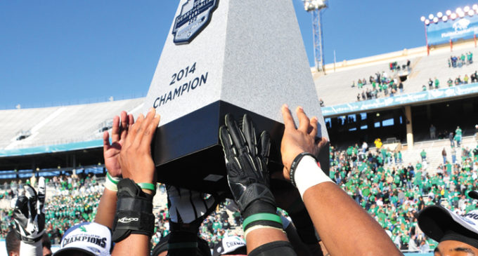 Expectations are high for next season's UNT football team