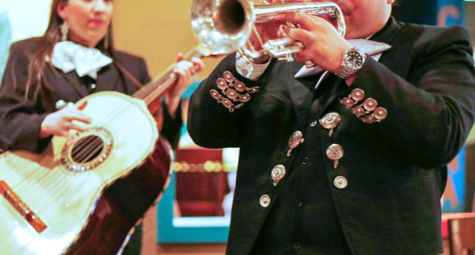 Mariachi Quetzal: tradition with a blend of new culture