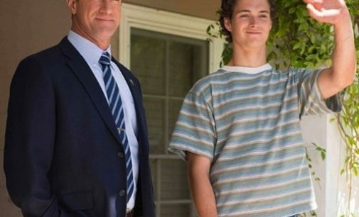Interview: Christopher Meloni & Rachael Harris on 'Surviving Jack,' the '90s and college